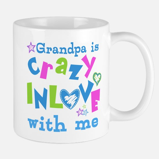 Grandpa Loves Me Mug