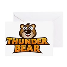 thunder_bear_shop Greeting Card