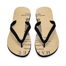 hamlet-1605-Square-Large Flip Flops