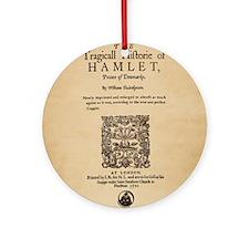 hamlet-1605-Square-Large Round Ornament