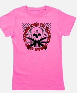 ZDS-2a-SMALL Girl's Tee