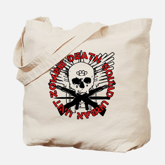 ZDS-2a-SMALL Tote Bag