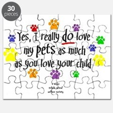 irealydolovemypets Puzzle