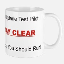 test pilot Small Small Mug