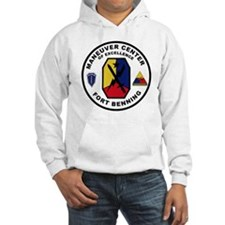 The Armor School - Ft. Benning Hoodie