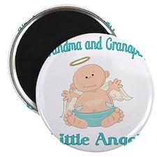 gram grap angel Magnet