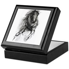 Equine Passion Keepsake Box