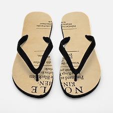 The_Two_Noble_Kinsmen-Square Flip Flops