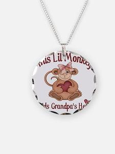 grandpa heart Necklace