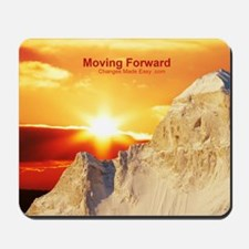 moving forward Mousepad