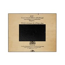 Lear-Square-Large Picture Frame