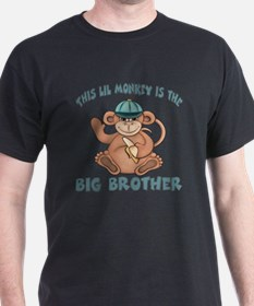 big brother monkey2 T-Shirt