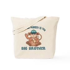 big brother monkey2 Tote Bag