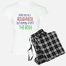 THE BOSS white Pajamas