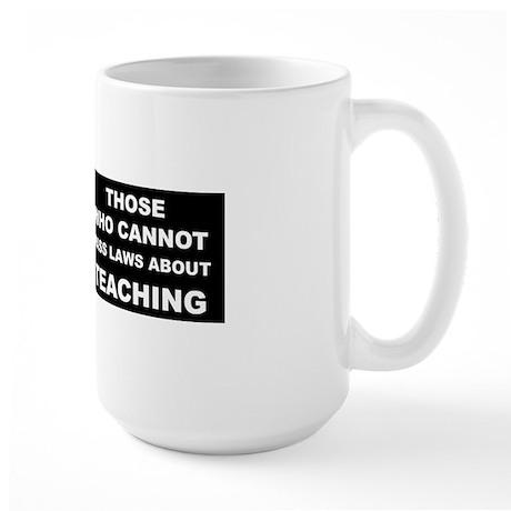 teachingstickerr Large Mug