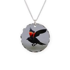 aEagles Redwings 201 tile Necklace