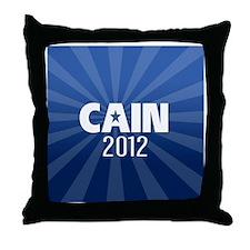 cain2012_04_button2 Throw Pillow