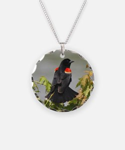 aEagles Redwings 678 tile Necklace