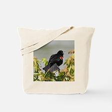 aEagles Redwings 680 tile Tote Bag
