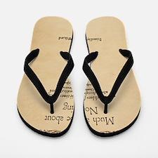 Much_Ado_Quarto-poster-Square Flip Flops