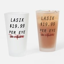 lasik Drinking Glass