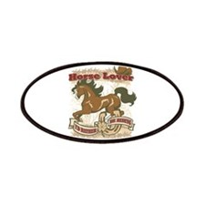 Horse Lover Patches