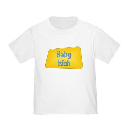 Baby Isiah Toddler T-Shirt