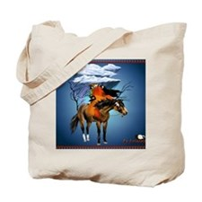 Calender Approaching Storm Tote Bag