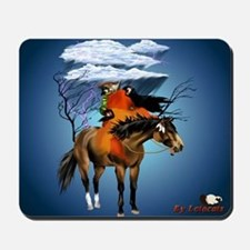 Calender Approaching Storm Mousepad