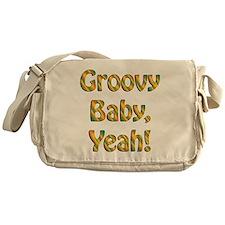 groovy baby Messenger Bag
