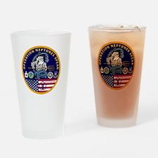 245543432 copy Drinking Glass