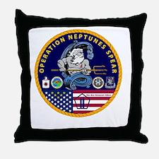245543432 copy Throw Pillow