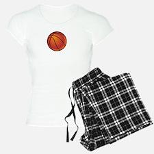 Basketball Court White Pajamas