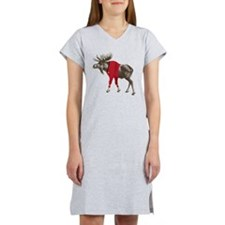 Moose-Trek Women's Nightshirt