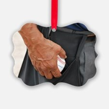 Umpires Pouch Ornament