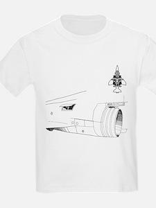 Phantom II's Engin Kids T-Shirt