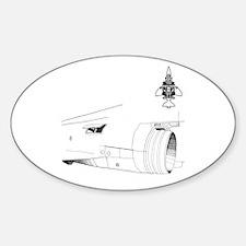 Phantom II's Engin Oval Decal