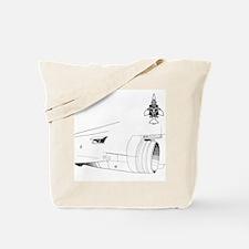 Phantom II's Engin Tote Bag