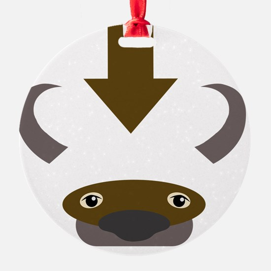 Appa Round Ornament