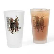 hrw Drinking Glass