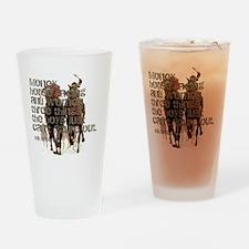 hrw Drinking Glass
