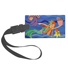 skylers birthday mermaid 052211 Luggage Tag