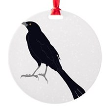 Grains are for the Birds Ornament