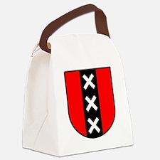 amsterdam Canvas Lunch Bag