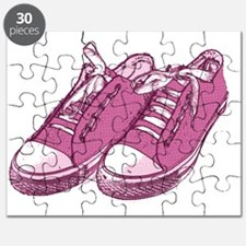 sneaker_pink10x7 Puzzle