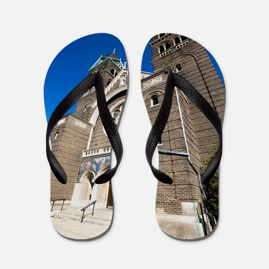 1DS3-4759-NOTECARD Flip Flops