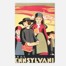 Amish Postcards (Package of 8)