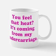 undercarriage Mug