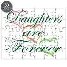 Daughters Are Forever Puzzle