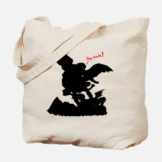Say Uncle(night) Tote Bag